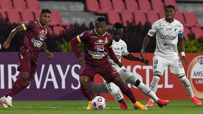 Debut en vilo: DEPORTES TOLIMA aún no ha podido concretar su logística para su visita a Bragrantino, por la Copa Sudamericana