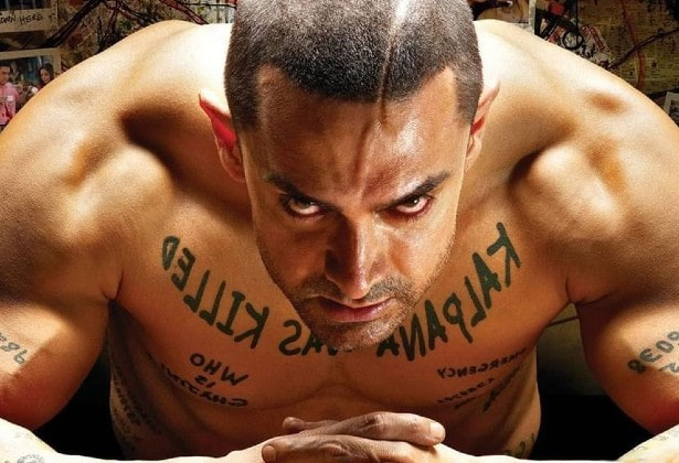 ghajini bollywood movie review
