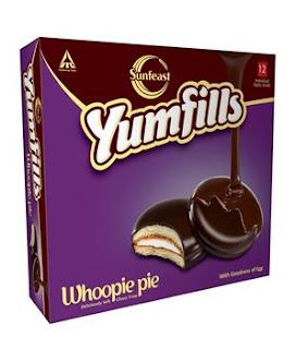 Sunfeast, Yumfills, Whoopie Pie,