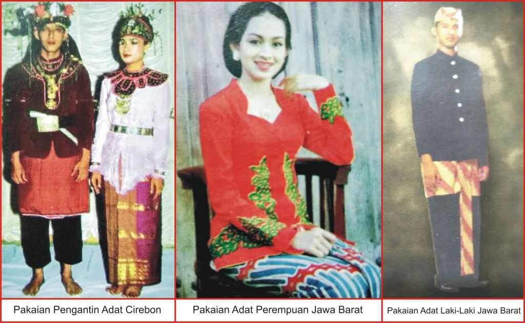 Pakaian Adat Jawa Barat Lengkap Gambar Dan Penjelasannya Seni Budayaku
