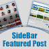 Sidebar Featured Post dengan CSS dan jQuery