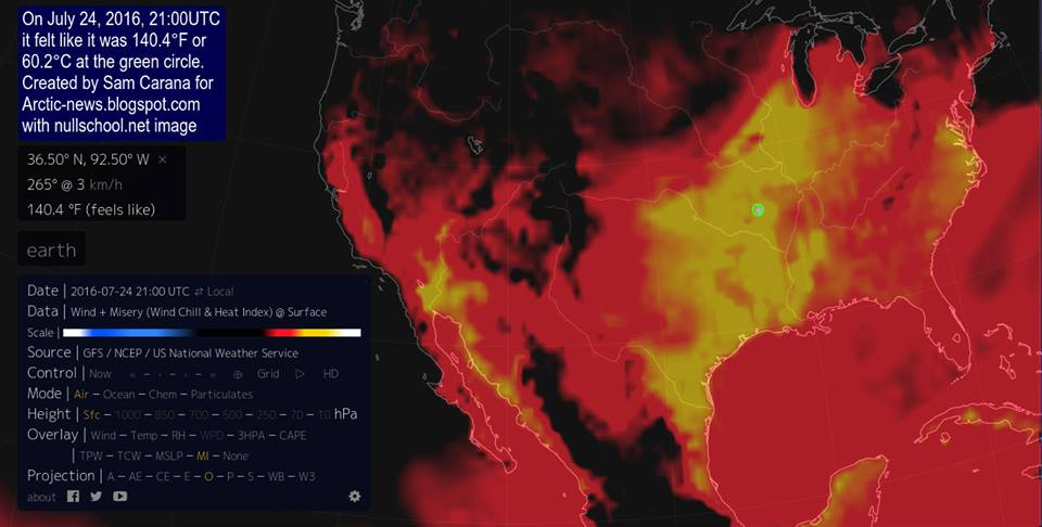 Seemorerocks Climate Extremes In The United States