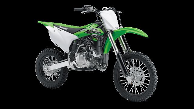 Spesifikasi Kawasaki KX85