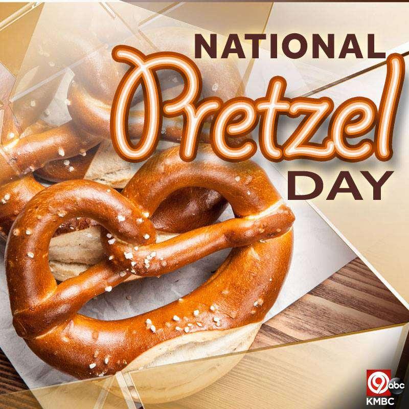 National Pretzel Day Wishes for Instagram