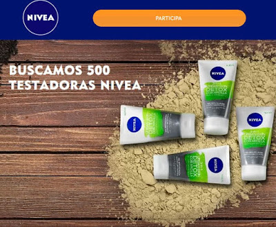 Prueba gratis gel detox Urban Skin de Nivea