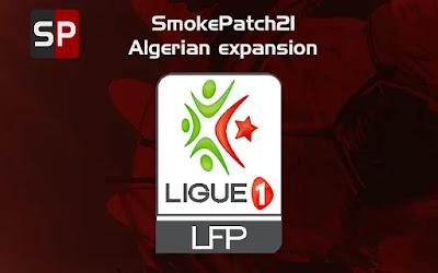 algerian league pes21