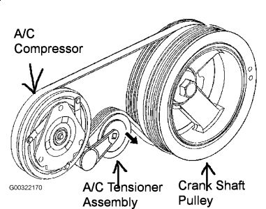 Belt Zara Images: Chevy Truck Belt Diagram
