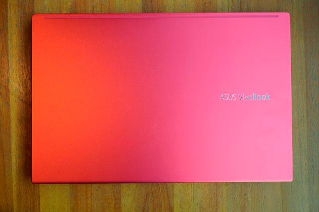 Desain Asus VivoBook S14 S433