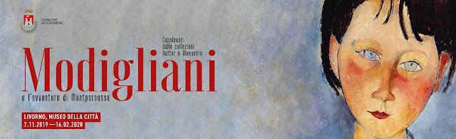 A Livorno con Modigliani e l'avventura di Montparnasse