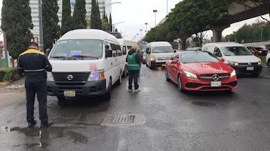 Por fin.. operativos en la frontera del caos en Naucalpan y Miguel Hidalgo