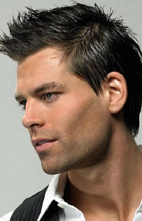 Peinados De Hombres Pelo Corto Elainacortez - Peinados-chicos-pelo-corto