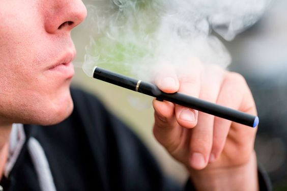 fumo eletrônico ou tradicional