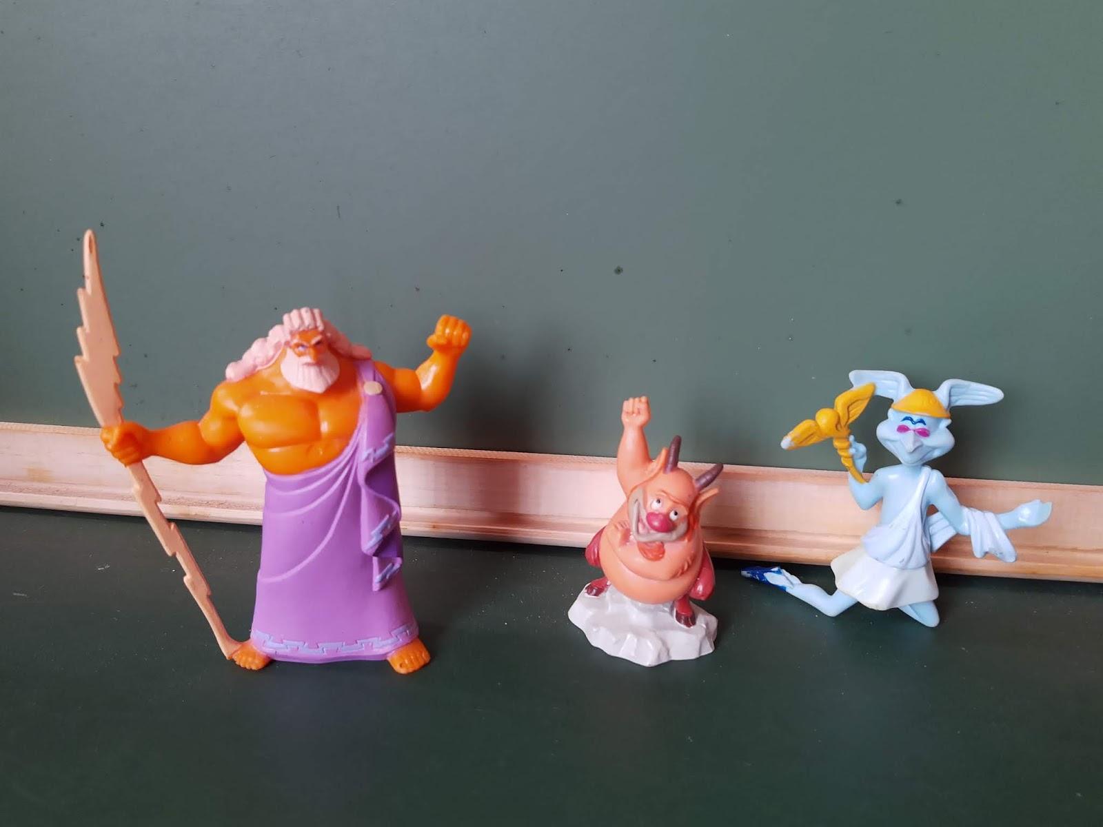 Taffy Shop Brecho De Brinquedos Miniaturas De Vinil Estatica