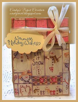 alter gift bag