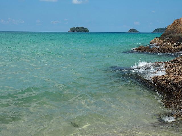 Таиланд, остров Чанг, пляж Лонли Бич (Thailand, Koh Chang, Lonely Beach)