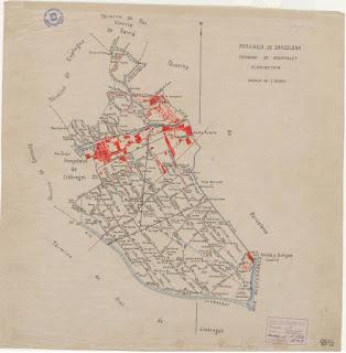 L'Hospitalet 1914, 22 km2 codiciados por Barcelona