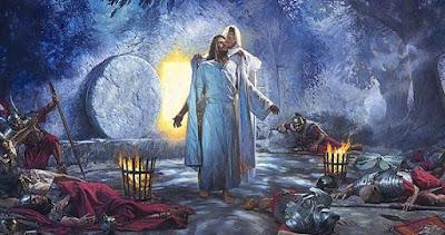 muerte y resureccion de jesus