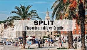 bonplan - avant de voyager à split en croatie