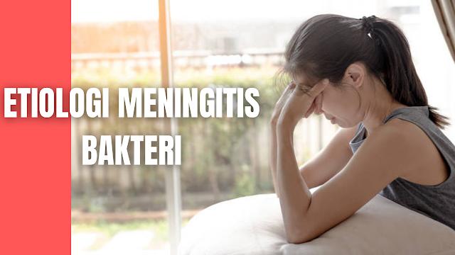 """Etiologi Meningitis Bakteri Pada Manusia Bakteri yang dapat menimbulkan meningitis adalah bakteri yang mampu melewati perlindungan yang dibuat oleh tubuh dan memiliki virulensi poten. Faktor host yang rentan dan lingkungan yang mendukung memiliki peranan besar dalam patogenesis infeksi.   Pada individu dewasa yang imunokompeten, S. pneumonia dan N. meningitides adalah patogen utama penyebab meningitis bakteri, karena kedua bakteri tersebut memiliki kemampuan kolonisasi nasofaring dan menembus SDO.   Basil gram negatif seperti E. coli, S. aureus, S. epidermidis, Klebsiella spp dan Pseudomonas spp biasanya merupakan penyebab meningitis bakteri nosokomial, yang lebih mudah terjadi pada pasien kraniotomi, kateterisasi ventrikel internal ataupun eksternal, dan trauma kepala (Roper dan Brown, 2005; Clarke et al., 2009).   Sedangkan bakteri gram positif berbentuk kokus yang juga merupakan penyebab meningitis bakteri (meningitis suis) adalah S. suis (Susilawathi et al., 2016). S.suismerupakan penyebab meningitis paling sering pada usia 47-55 tahun dan tidak pernah ditemukan pada anak-anak (Wertheim, 2009)    Nah itu dia bahasan dari etiologi meningitis pada manusia, melalui bahasan di atas bisa diketahui mengenai etiologi meningitis pada manusia. Mungkin hanya itu yang bisa disampaikan di dalam artikel ini, mohon maaf bila terjadi kesalahan di dalam penulisan, dan terimakasih telah membaca artikel ini.""""God Bless and Protect Us"""""""