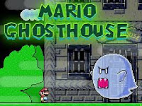 In Mario Ghosthouse One and Two, #Mario must contend with a bunch of #Boos and save his brother #Luigi! #HalloweenGames