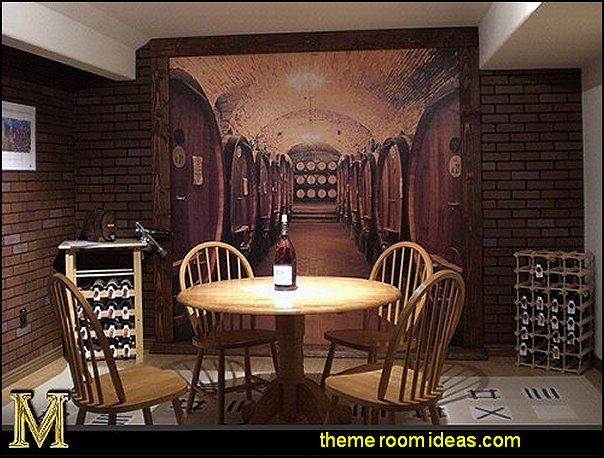 wine cellar mural home bar wine cellar tuscan vinyard wine cellar man cave