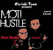 Kiss Badla Ft Yungdrix _ Moti Hustle ( Prod by leksykay)
