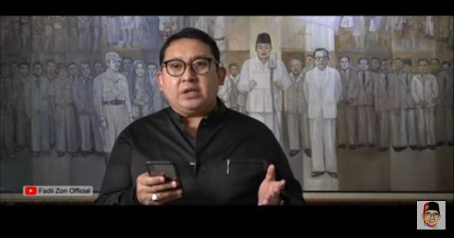 Rakyat 'Menjerit', Fadli Zon: Presiden Tak Merasa Punya Beban