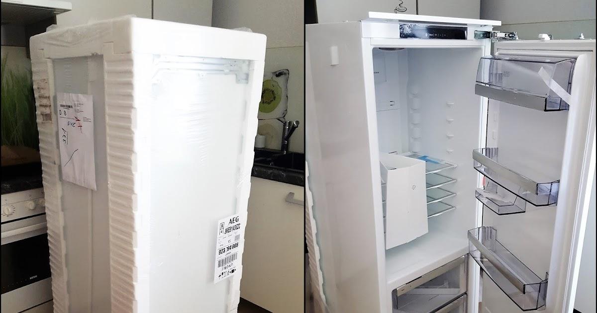 Aeg Kühlschrank Gefrierfach Zu Kalt : Teste mit tati aeg einbaukühlschrank ske zc im test