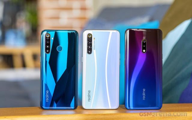 سعر ومواصفات هاتف Realme XT فى مصر||مميزات وعيوب