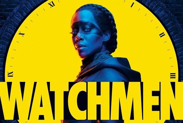 Watchmen - a série