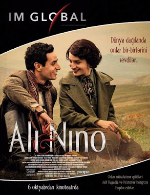 Review And Synopsis Movie Ali and Nino (2016)