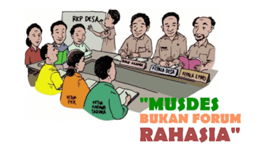Petunjuk Teknis Musyawarah Desa adalah Juknis Musdes dalam Lampiran I Peraturan Menteri De Inilah Petunjuk Teknis Musyawarah Desa