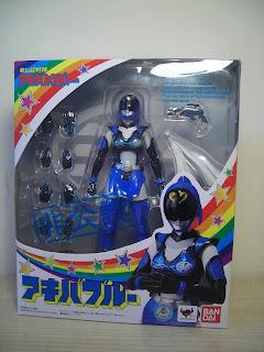 SH Figuarts Akiba Blue Box Front
