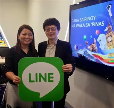 Globe and LINE Partnership