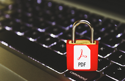كيفية حماية مستند pdf بكلمة مرور ومنع أي شخص من فتحه