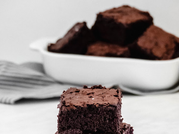 Die besten veganen Brownies