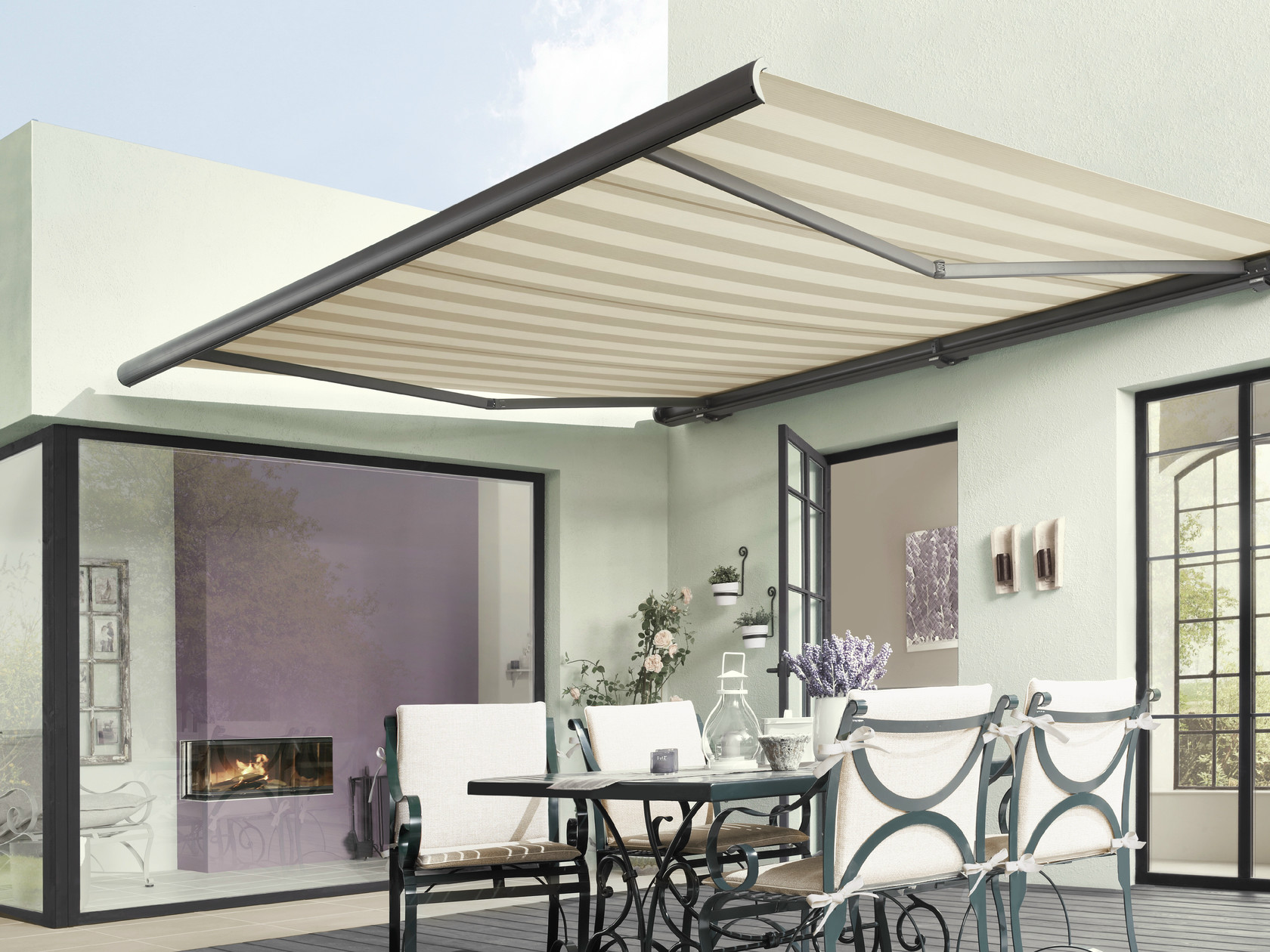 Remarkable Primacy of Adding Awnings to Your Home's Exterior – How