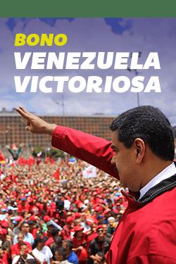 """www.patria. org.ve Asignación del """"Bono Venezuela Victoriosa"""""""