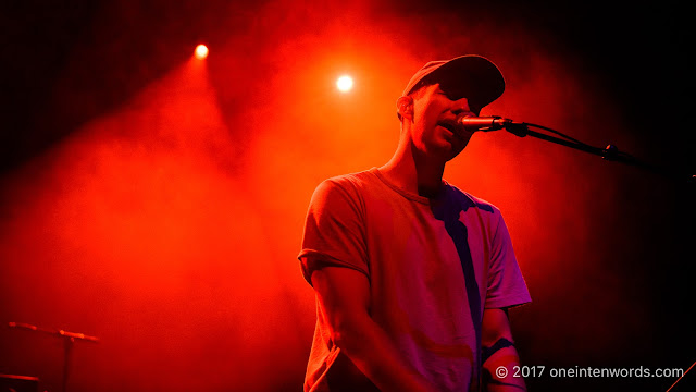 Michl at The Danforth Music Hall on May 31, 2017 Photo by John at One In Ten Words oneintenwords.com toronto indie alternative live music blog concert photography pictures photos