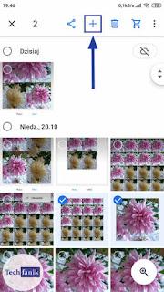 Zdjęcia Google Jak zrobić kolaż ze zdjęć?