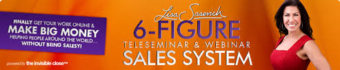 6 Figure Teleseminar and Webinar Sales System Lisa Sasevich