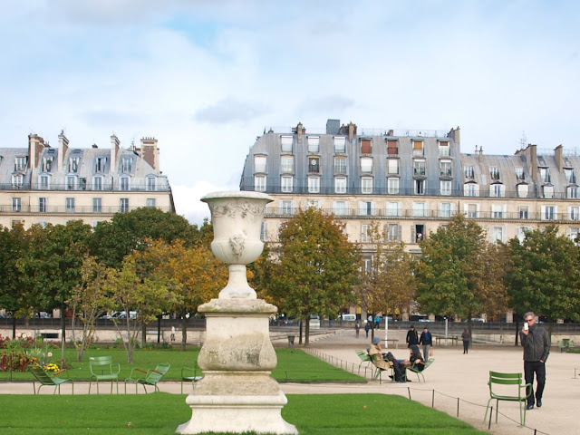 image result for Jardin de Tuileries Paris by Michele of Hello Lovely