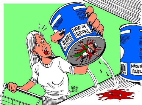 Afbeeldingsresultaat voor chantage in Texas van israel cartoon