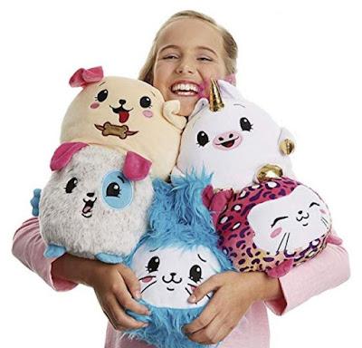 Мягкие игрушки Pikmi Pops