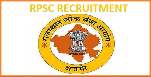 RPSC Forest Service Recruitment 2020