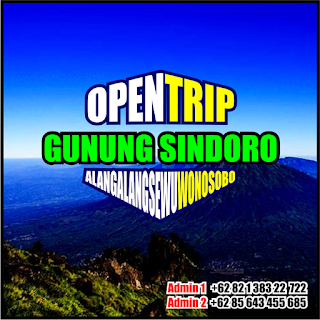 Open Trip Pendakian Gunung Sindoro Via Alang Alang Sewu Wonosobo Jawa Tengah 2H1M