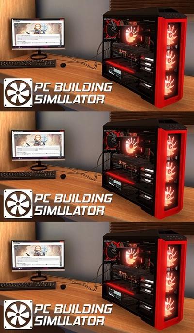 โหลดเกมส์ PC Building Simulator