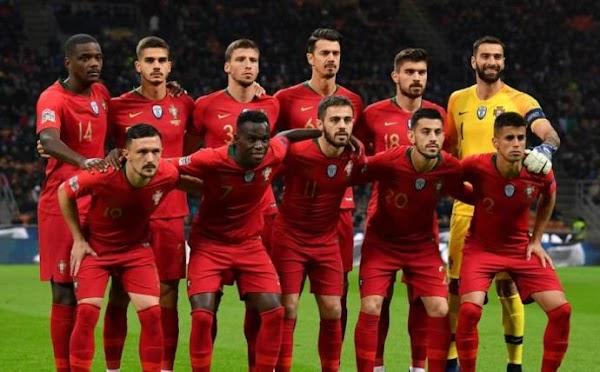 Portugal, lista de convocados para la Eurocopa 2021