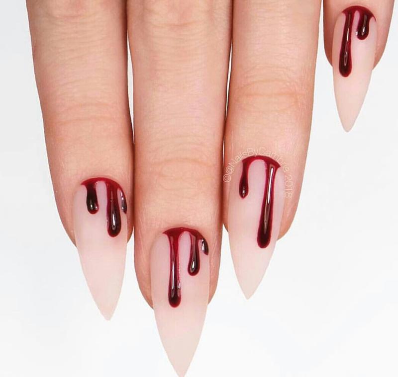 10 Halloween Nail Looks