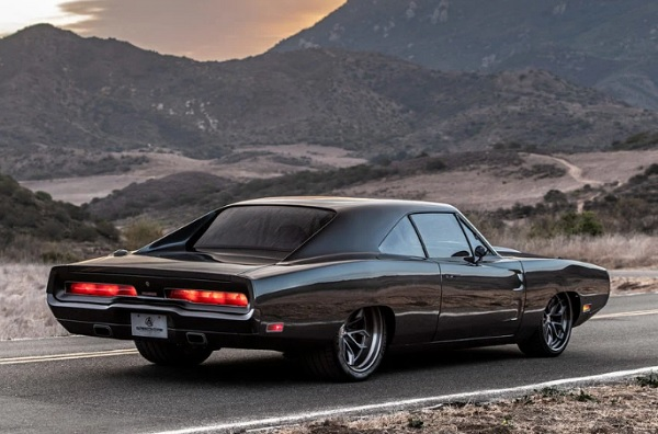 Dodge Charger Hellraiser de SpeedKore